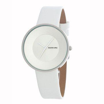 Cielo Analog Watch White  by Lambretta