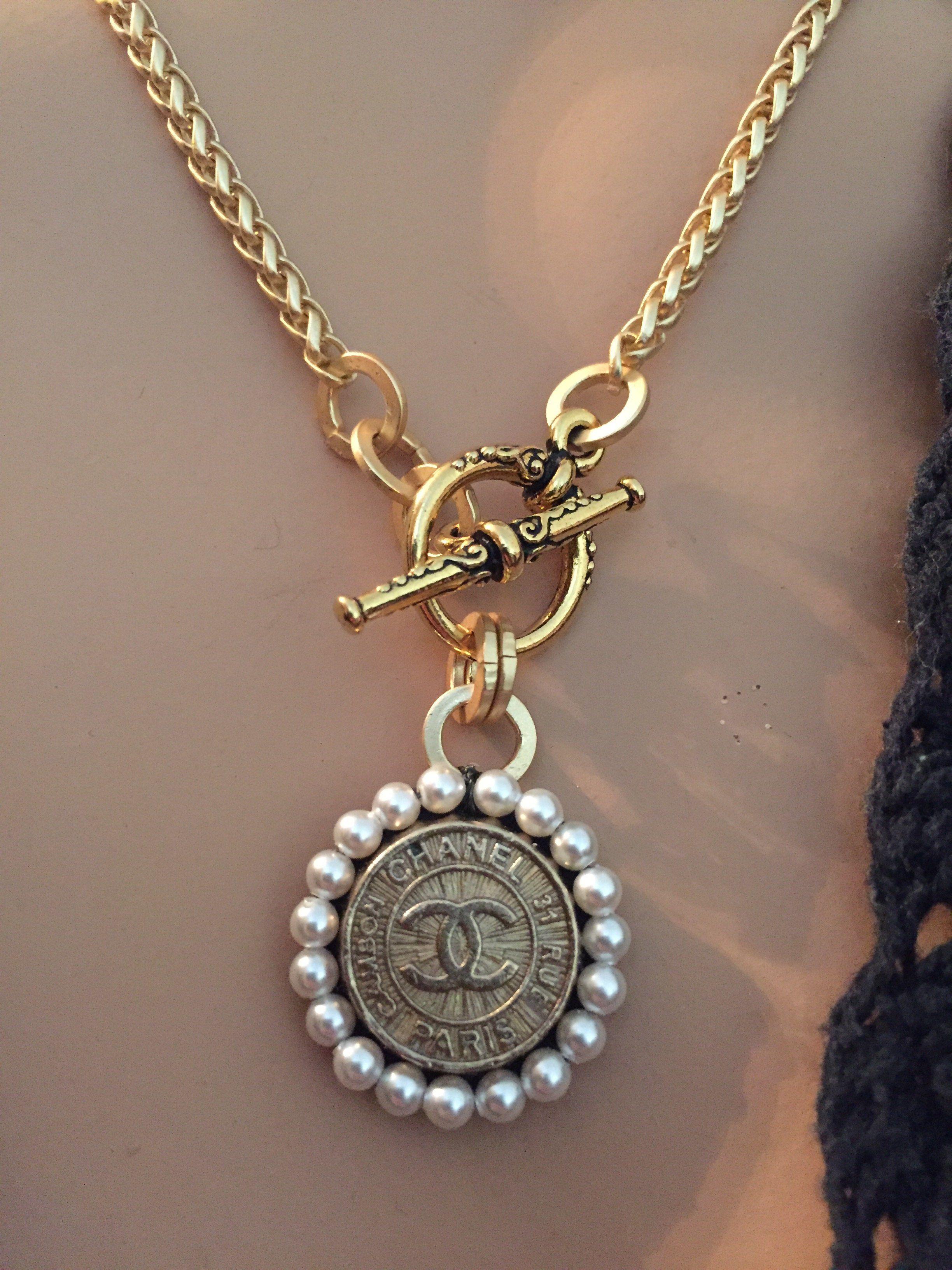designer pendant necklace # 45