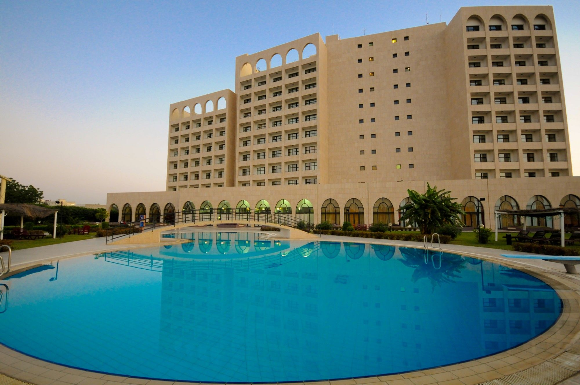 Selection of our Images, Photos & Logos - Hotel N'Djamena - Kempinski | Kempinski Hotel N'Djamena