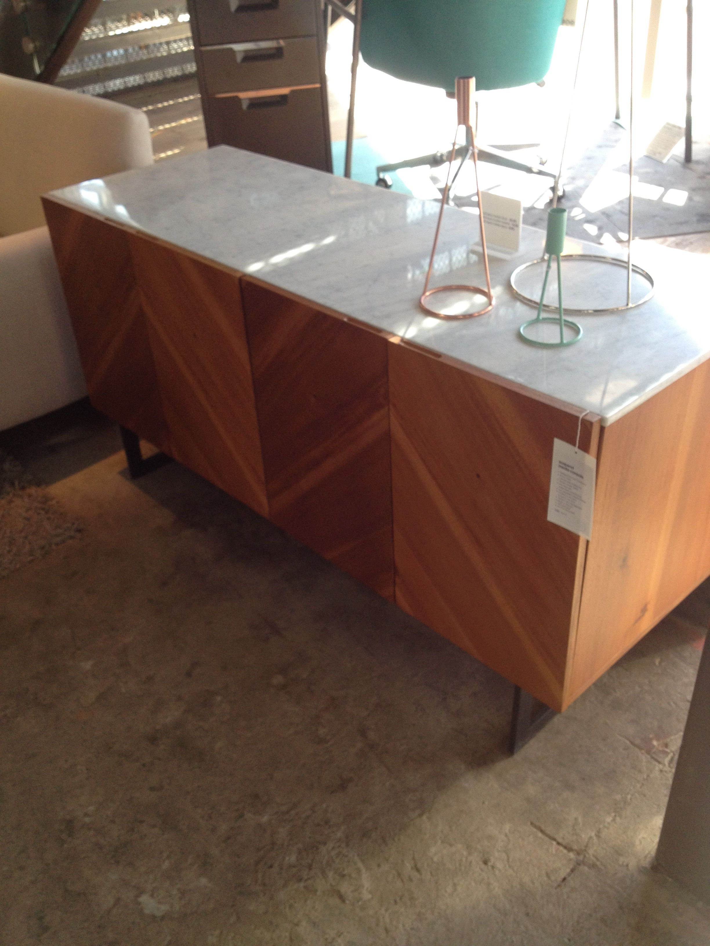 CB2 Console $1199 Sideboard Pinterest