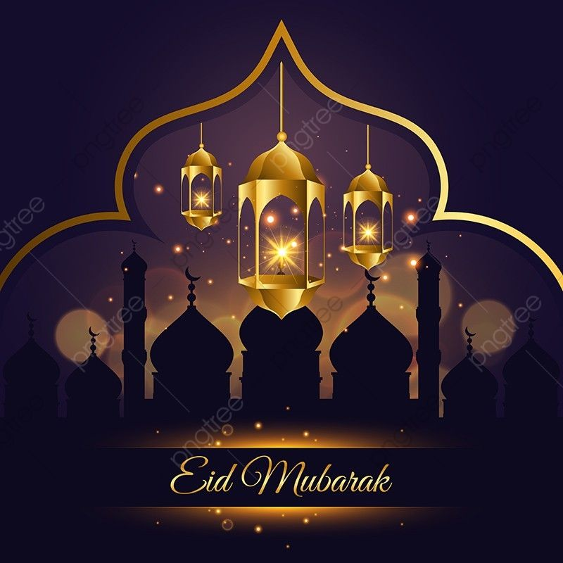 Islamic Kareem And Eid Mubarak Card Illustration Islam Muslim Eid Png And Vector With Transparent Background For Free Download Eid Mubarak Card Eid Mubarak Images Eid Mubarak Wishes