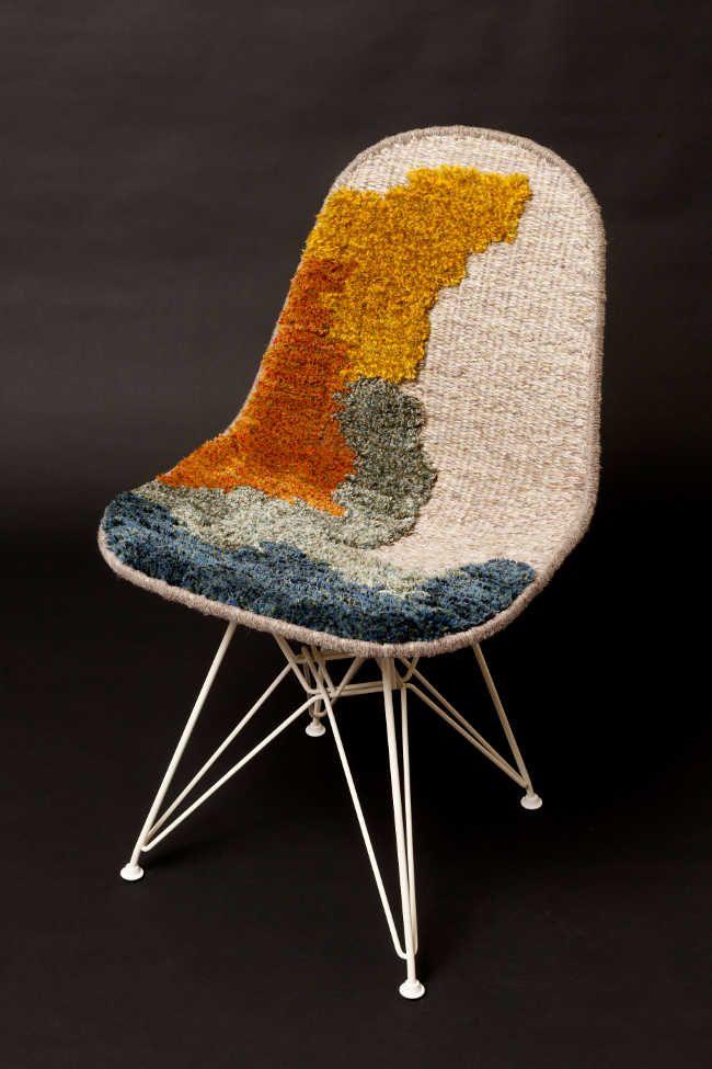 De laine et d'acier (Eames) Bruno Moinard