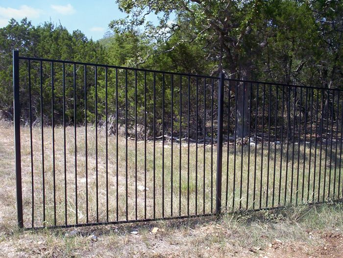 Standard 6ft Wrought Iron Fence Wrought Iron Fences Iron Fence