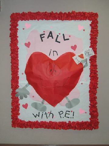 valentine crafts ideas bulletin board maybe change to fall in with jesus 3167