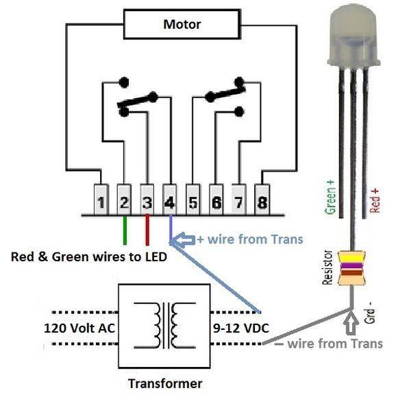 ho track wiring to transformer