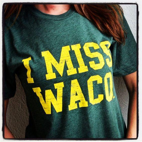 debd93657ad I miss waco | Baylor Apparel for Women | Baylor university, Waco ...