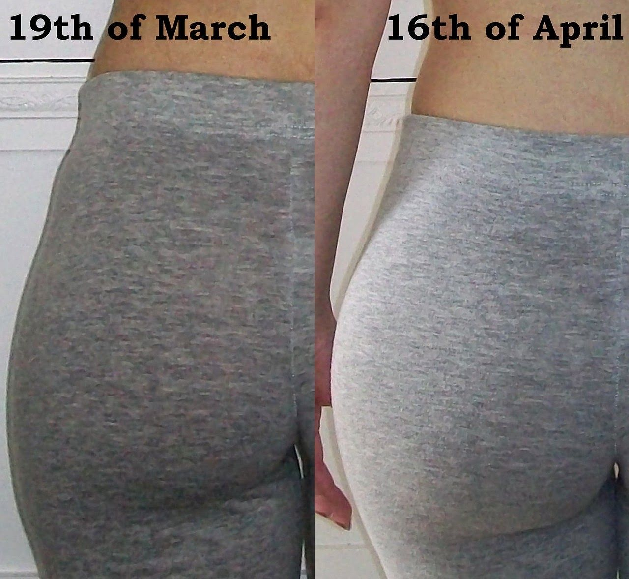 The 30 day squat challenge results can seem almost too good
