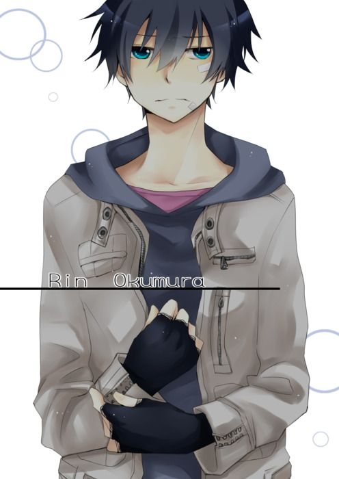Anime Boy With Hoodie Anime Dessin