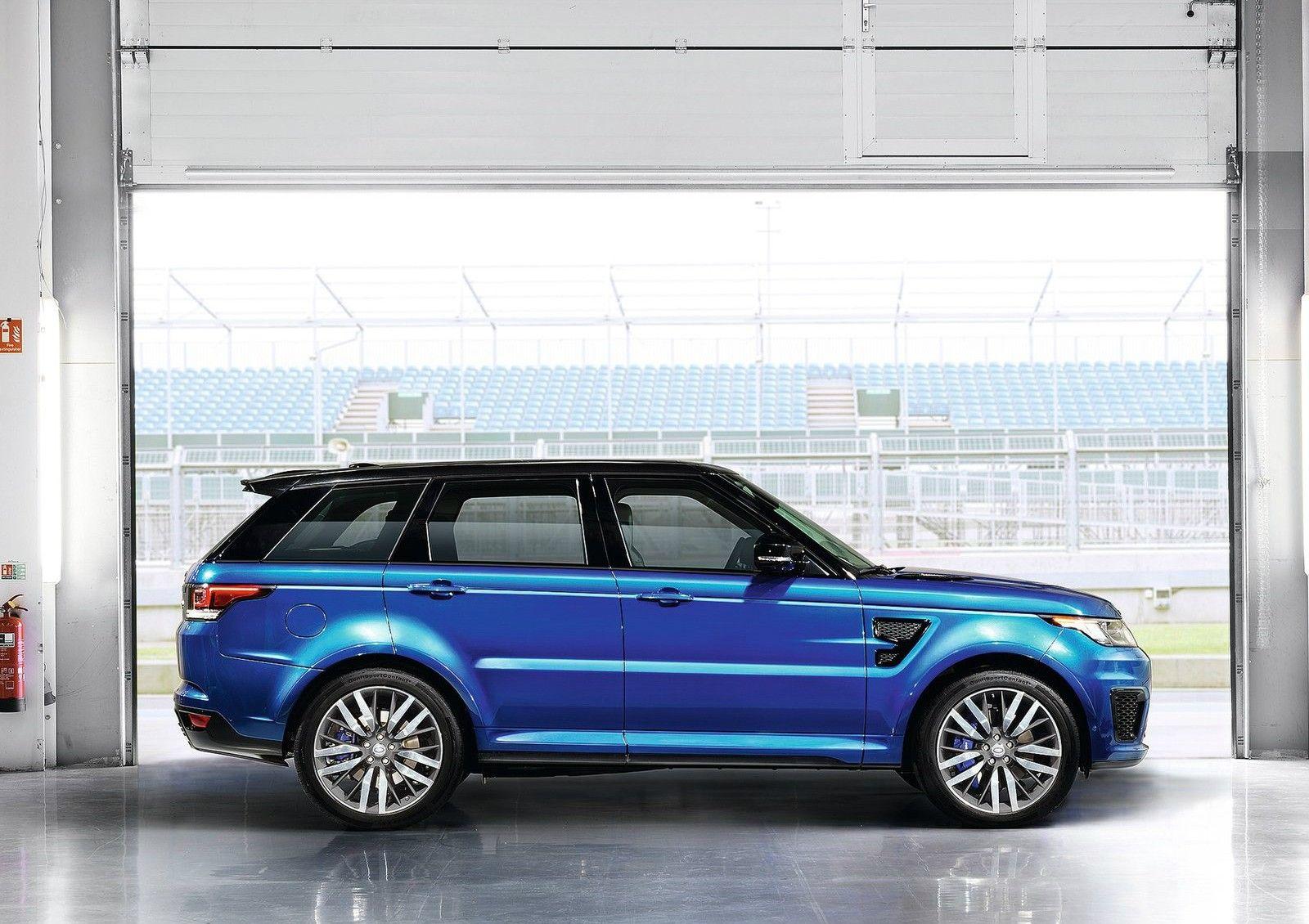 Range Rover Sport Range Rover Range Rover Sport Land Rover