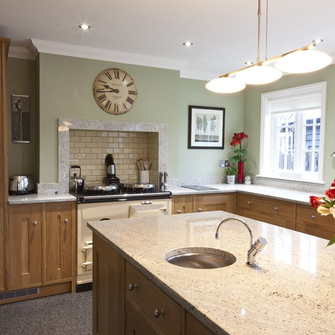 Two For Tuesday Marble Accessories For The Kitchenwhite: Kashmir White Granite Worktops.