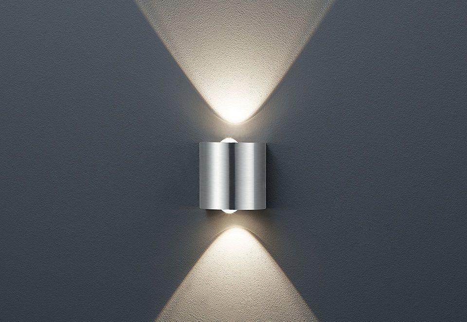 trio leuchten led wandleuchte 2 flammig lamps. Black Bedroom Furniture Sets. Home Design Ideas