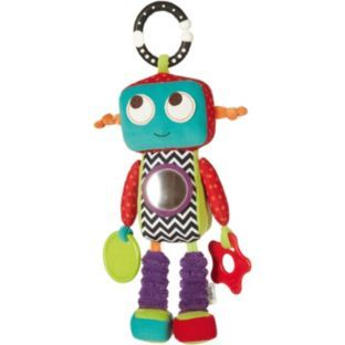 Mamas Papas Klank The Robot Baby Toys Activity Toys