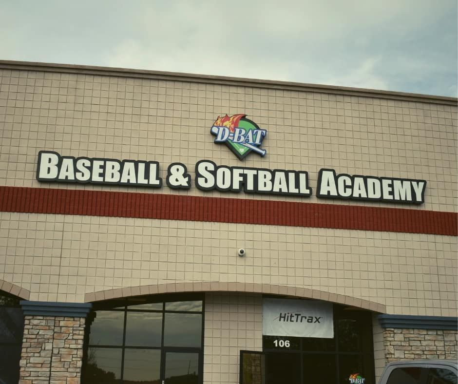 D Bat In Avondale Is The Perfect Place For Your Up And Coming Baseball Or Softball Player This Summer Have Them Practice T Softball Training Avondale Softball