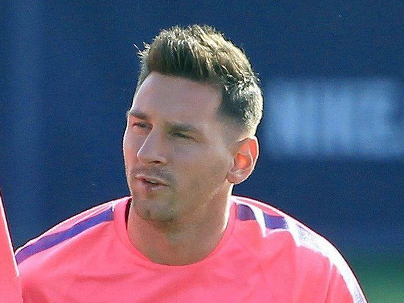 Lionel Messi Haircut 2...