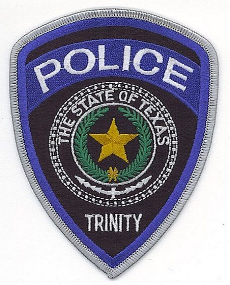 Trinity Pd Tx Texas Police Police Patches Police