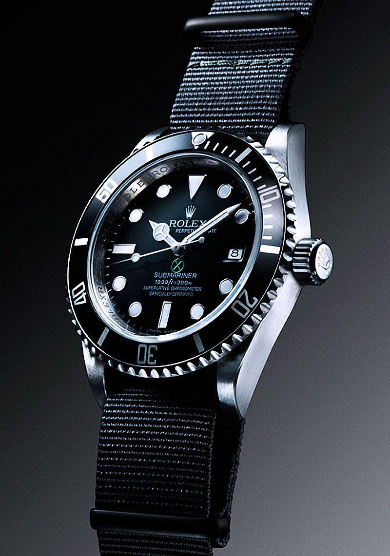 Rolex Submariner Limited Edition