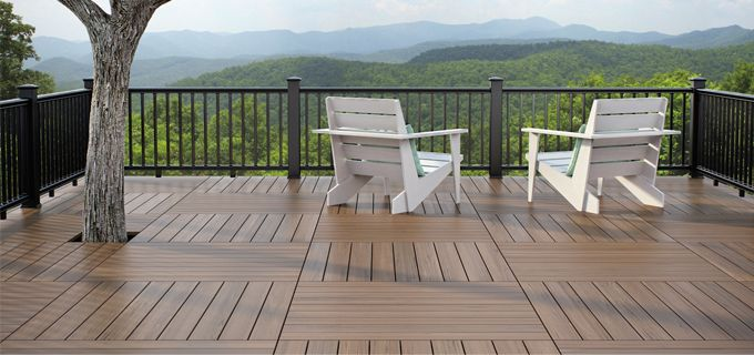 Wood Of Composite Decks Good Energy Teakwood For Outdoor Decking