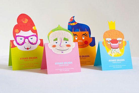 Inspiración Tarjetas de Presentación Creativas Tarjetas de - tarjetas creativas