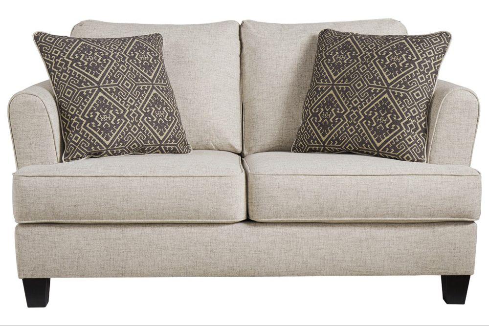 Best Alcona Loveseat Love Seat Pillows Ashley Furniture 400 x 300