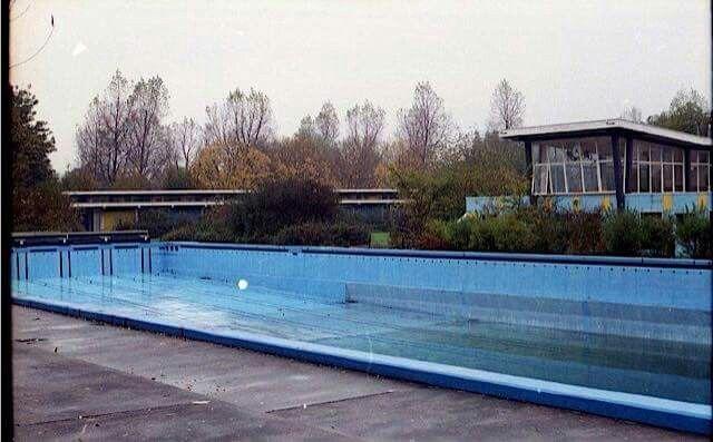 Zwembad Groenoord Zwembad Bad