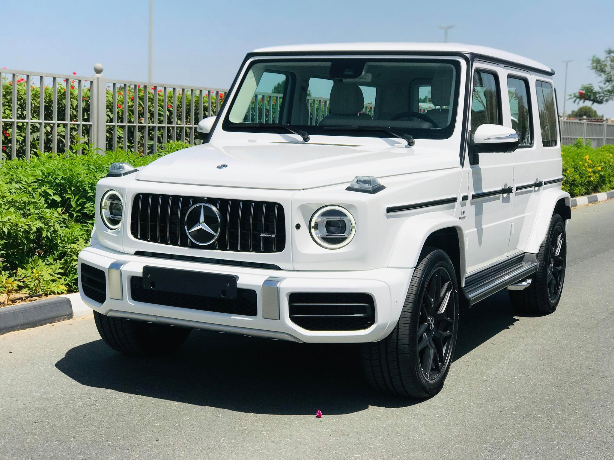 New Mercedes Benz G 63 Amg German Spec With Warranty For Sale In
