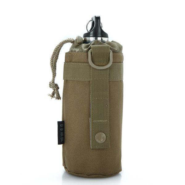 07ef6e8791eb Water Bottle Pouch 500ML Kettle Bag Tactical Bag Accessories | Nice ...