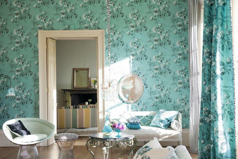 Vintage Stil leicht gemacht \u2013 Möbel, Stoffe und Deko kombinieren