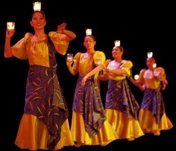 Philippine Folk Dance: Pandanggo Sa Ilaw