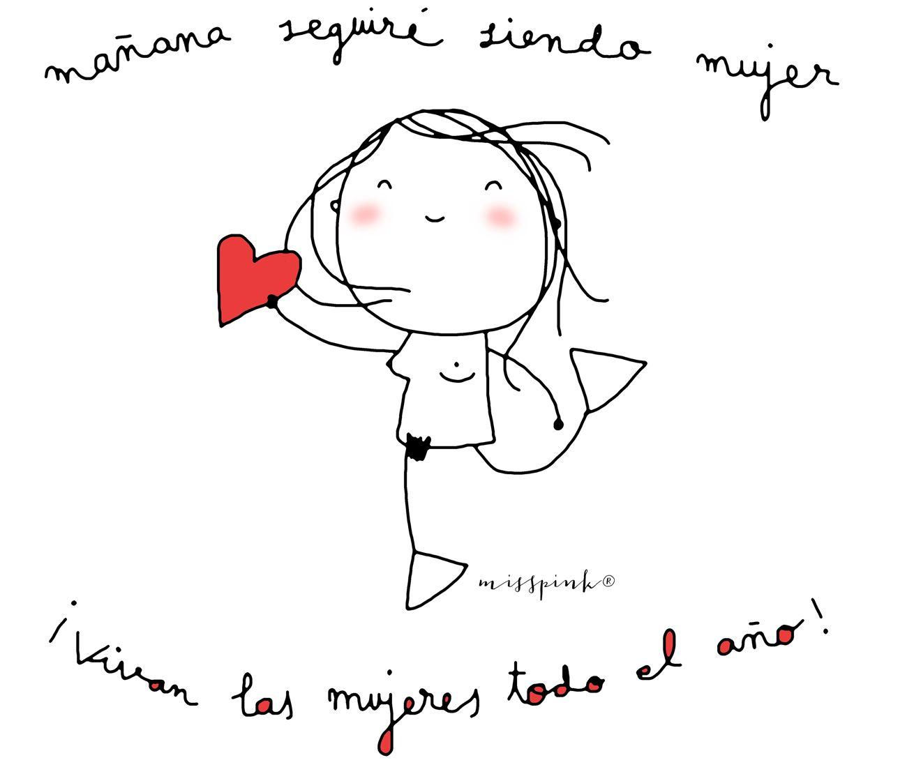 Feliz Día De La Mujer Misspink Feliz Día De La Mujer Frases