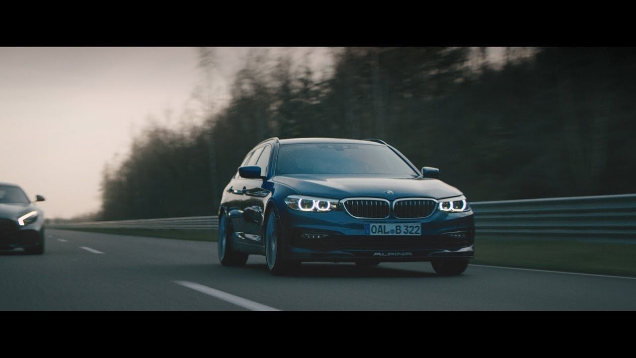 The Fastest Production Touring In The World Is Built In Bavaria
