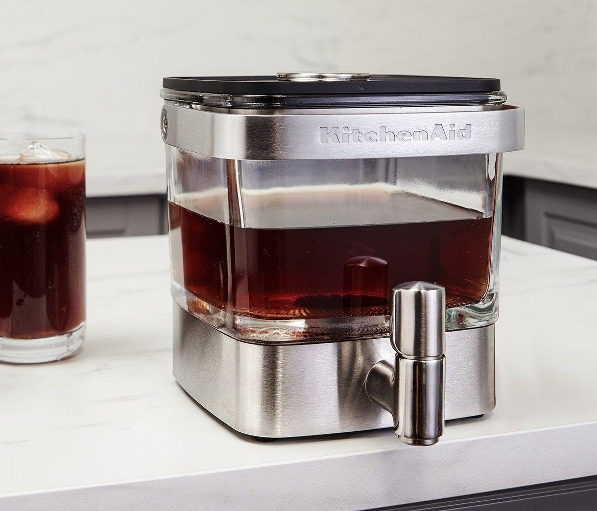 Kitchenaid cold brew coffee maker coffee tea shop by