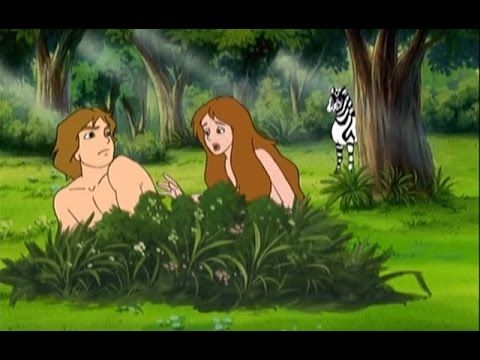 Jardin D Eden Dessins Animes Biblique Hd Youtube Histoires