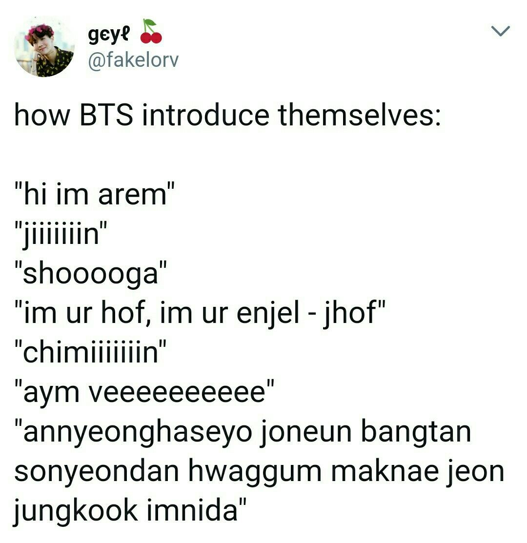 I Read This With Their Voices Tho Bts Memes Hilarious Bts Quotes Bts Tweet