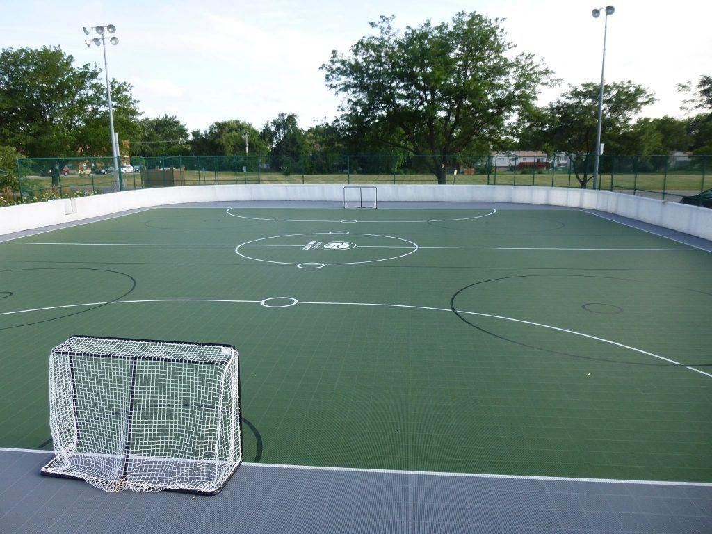 Sports Nets For Backyard 10 Summer Backyard Court ...
