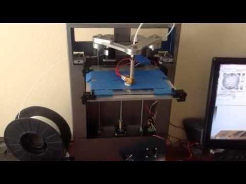 SCARA 3D Printer