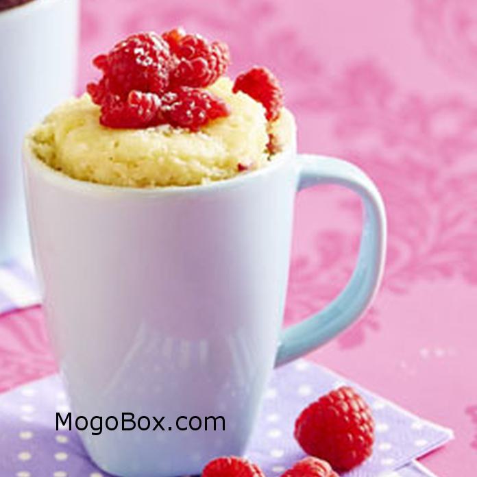 Raspberry Mug Cake Mug Cake Raspberry Raspberry Cake