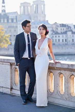 Getting hitched in Paris! http://oneandonlyparisphotography.com/blog/elopment/eloping-to-paris/