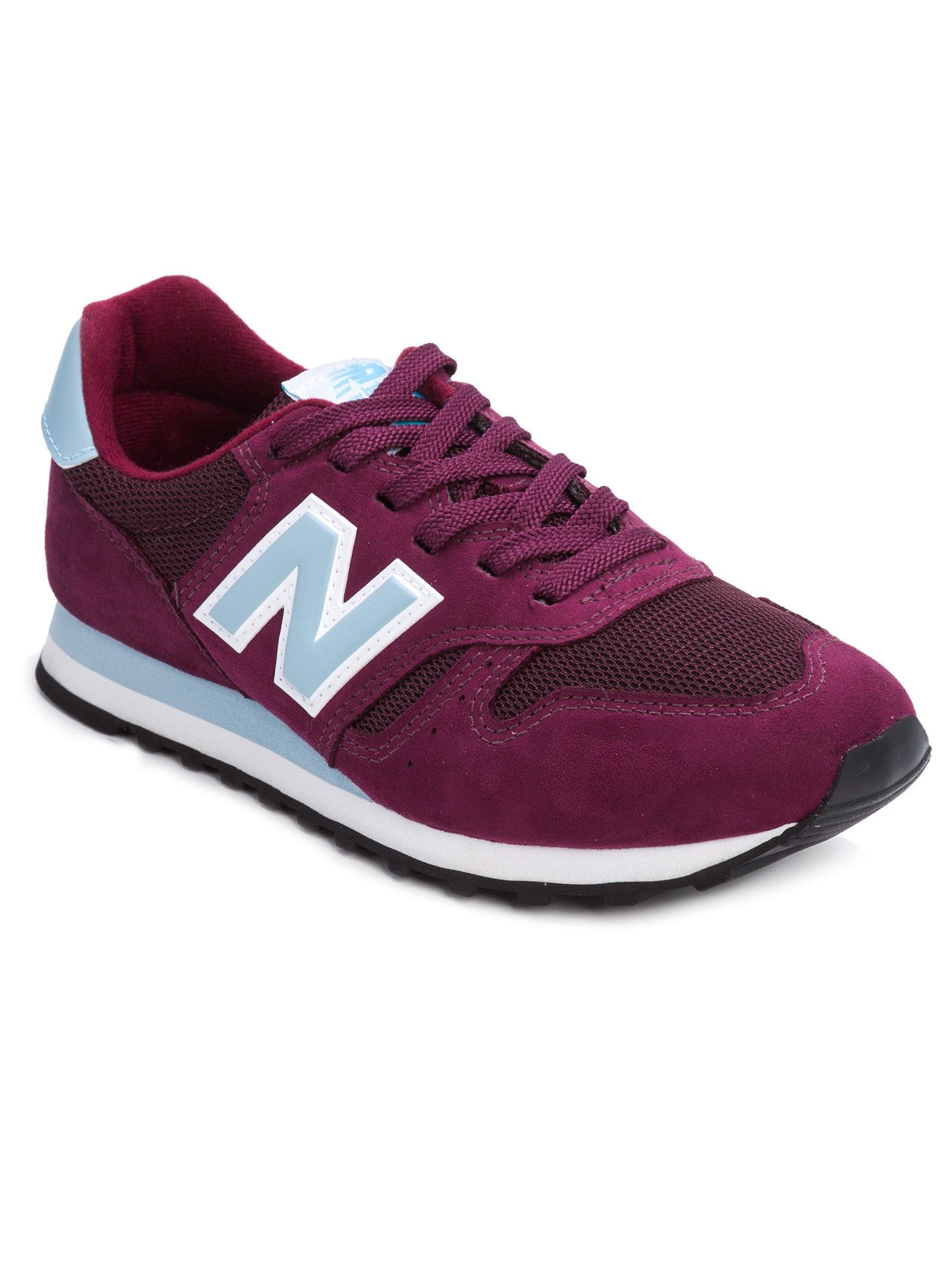 Shop2gether - Tênis Feminino M574bb36 - New Balance - Roxo ... 54d83e0018