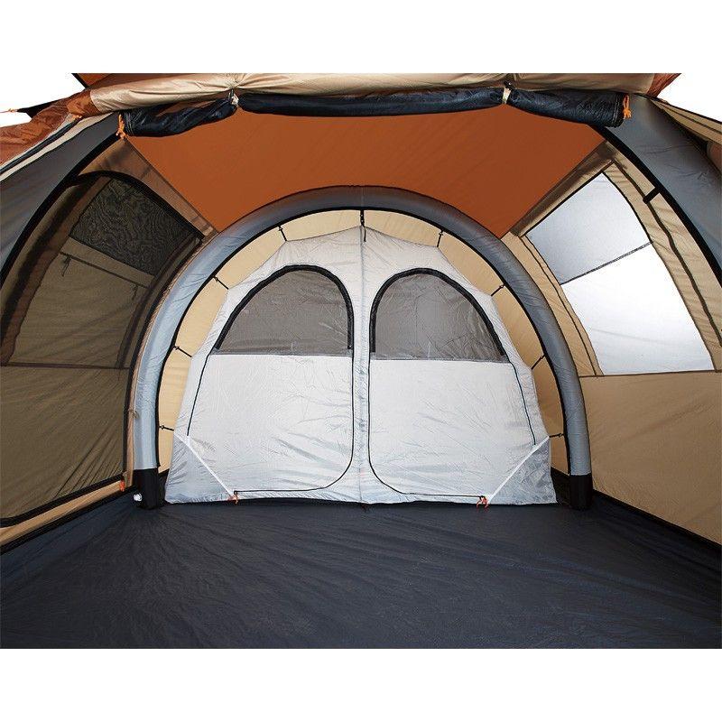 Tente De Camping Familiale Gonflable Jango 4 Places Grande Tente Dome Gonflable Et Familiale Pratique Grace Camping Tente Tente Camping Familiale Camping