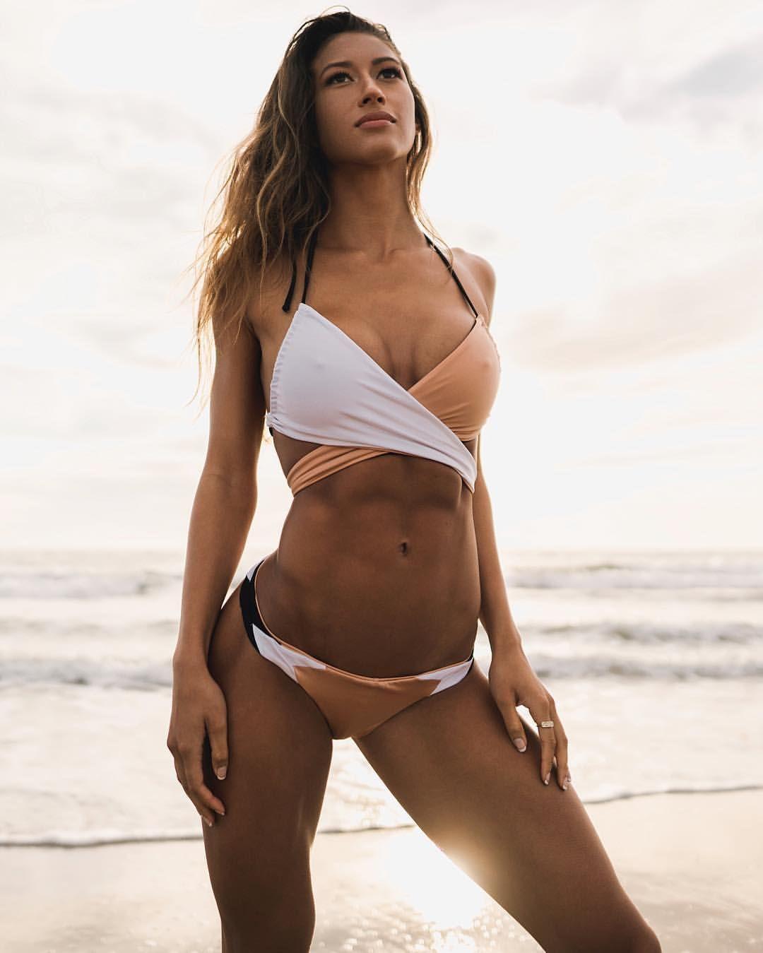 karina elle. | fit gym babes 2016 | pinterest | fitness modeling
