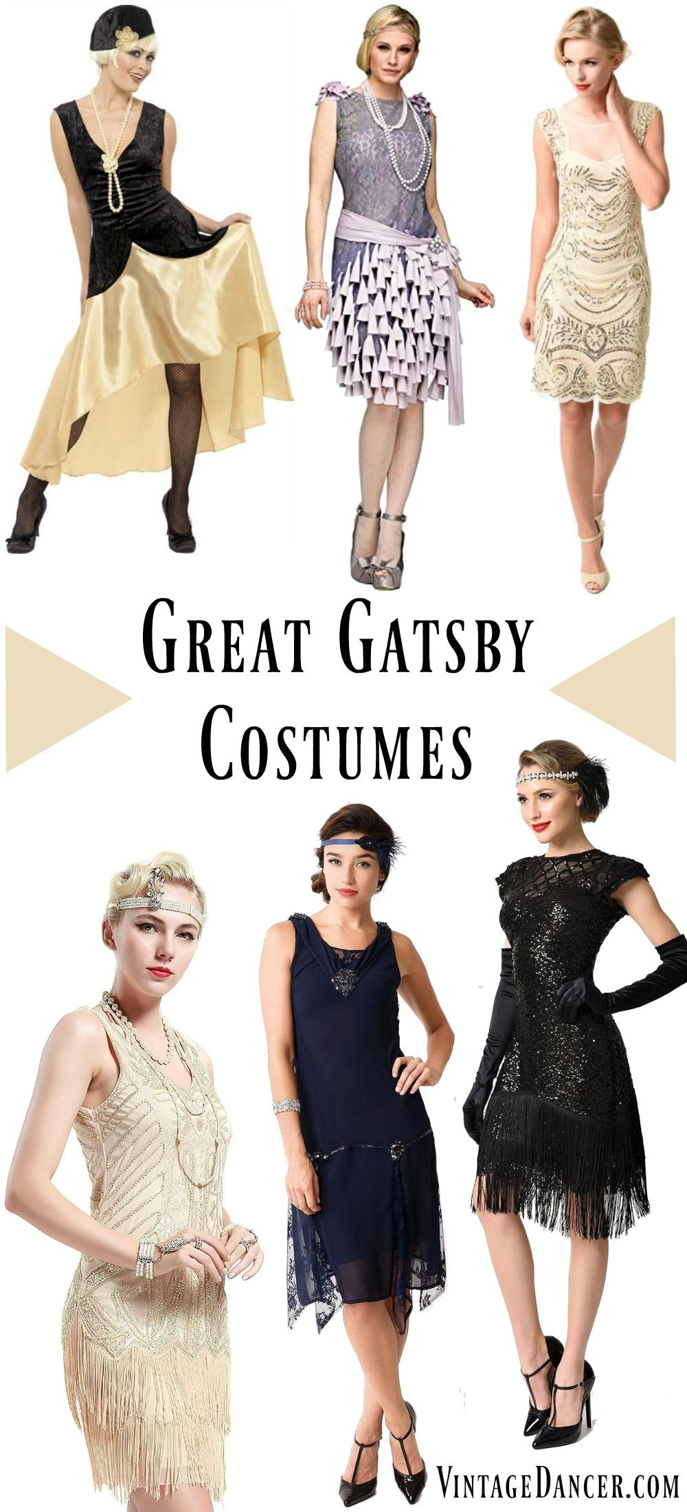 e3915b206 Great Gatsby Dress - Great Gatsby Costumes in 2019