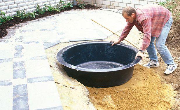 Best Quellstein Brunnen Selber Bauen Ideas - House Design Ideas ...