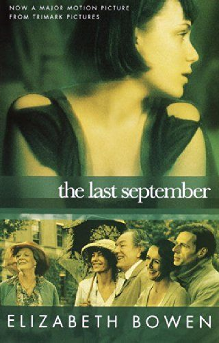 The Last September by Elizabeth Bowen. In 1920, at their country home in County Cork, Sir Richard Naylor and his wife, Lady Myra, and their friends maintain a skeptical attitude toward the events going on around them, but behind the facade of tennis parties and army camp dances, all know that the end is approaching—the end of British rule in the south of Ireland and the demise of a way of life that had survived for centuries