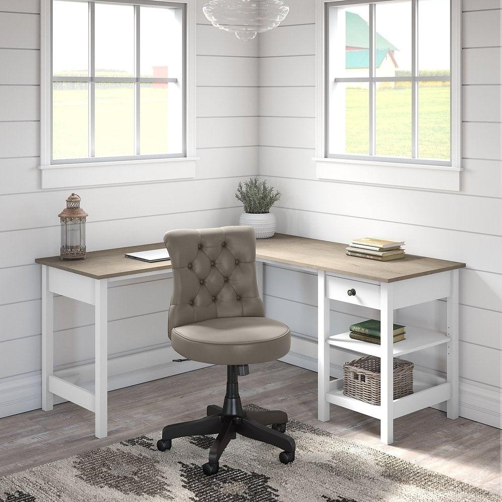 37++ Farmhouse desk and chair info