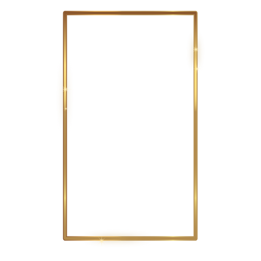 Thin Rectangle Golden Frame Ad Paid Ad Rectangle Golden Frame Thin Photoshop Template Design Frame Creative Background