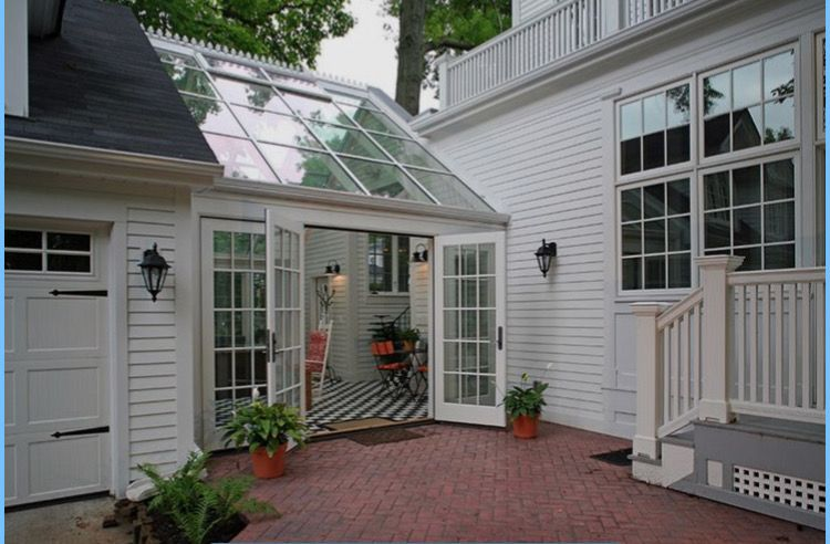Longer Breezeway Sunroom Designs Breezeway Sunroom Addition