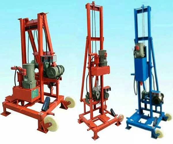 Small Water Well Drilling Rig In 2020 Water Well Drilling Rigs Water Well Drilling Well Drilling