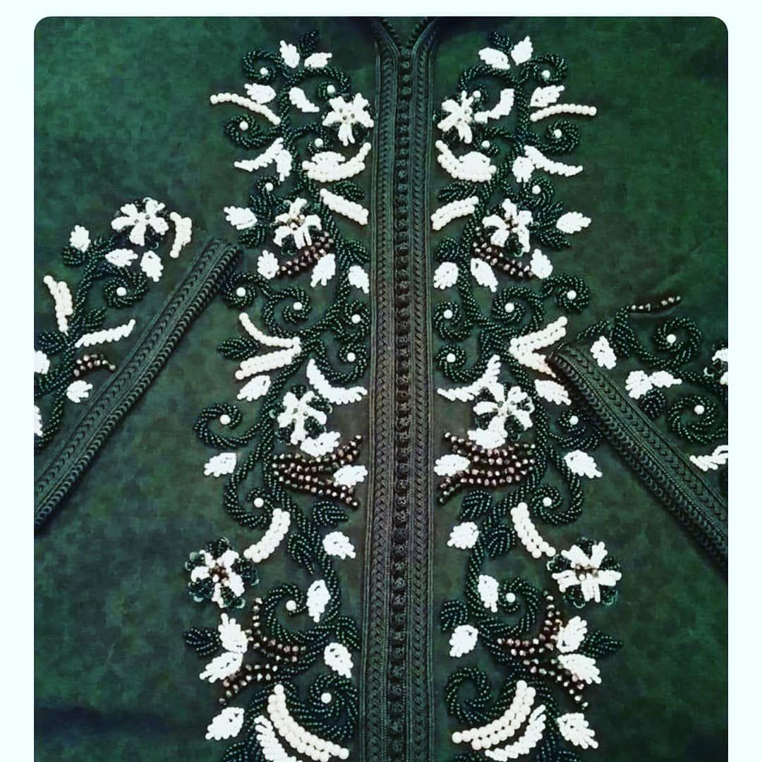 #djellaba #fachion #couture #fashionista #maroc #caftan #
