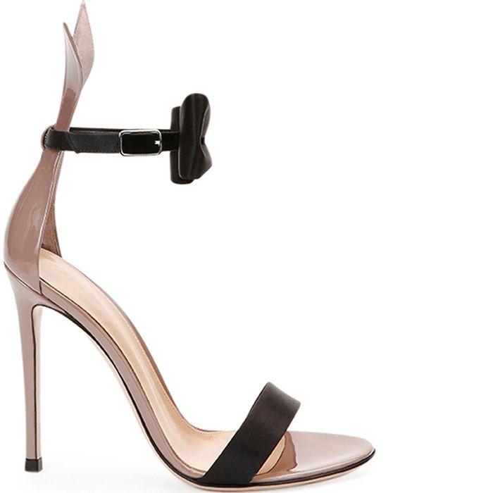 Sergio Rossi Bow strap sandals Visa Payment Cheap Online New Online MPun8sZ6C
