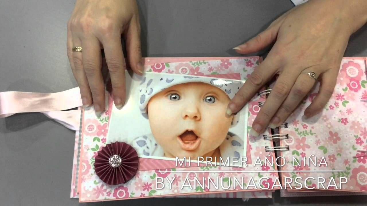 Mi primer año niña Niños, Primer añito, Bebe
